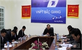 Thường trực HĐND tỉnh Bắc Giang giám sát tại hai doanh nghiệp viễn thông