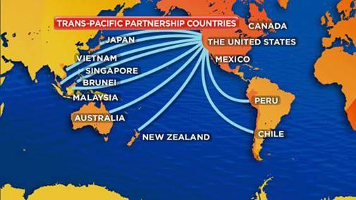 Con đường, trắc trở, TPP, hiệp định, thương mại