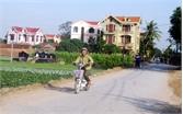 Công nhận xã Quảng Minh đạt chuẩn nông thôn mới