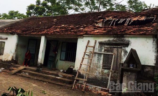 Gia đình, chính sách, Nguyễn Thị Học,  Huyền Sơn, Lục Nam, giúp đỡ