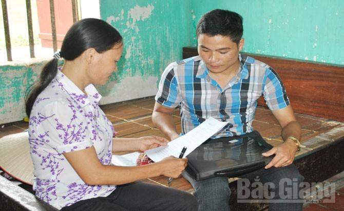 Năm 2016, tỉnh Bắc Giang, xây dựng, 1.500 hầm khí biogas