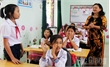 Nhà giáo Nguyễn Thị Thơ: Tình cảm học trò là món quà  vô giá