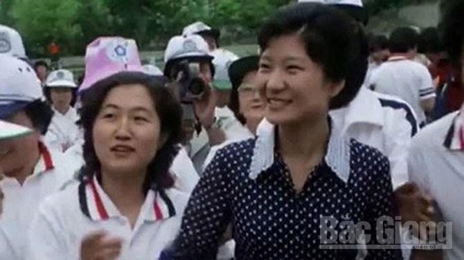 Hé lộ, Choi gate, làm rung chuyển, chính trường Hàn Quốc