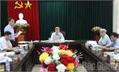 Thẩm tra dự thảo báo cáo trình kỳ họp thứ 2, HĐND tỉnh Bắc Giang khóa XVIII