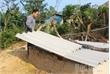 Phát triển mô hình VAC nhờ dự án hầm khí biogas