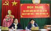 Đại biểu Quốc hội tỉnh Bắc Giang tiếp xúc cử tri huyện Việt Yên