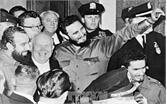 Fidel Castro và con tàu Granma vượt biển trở về Tổ quốc