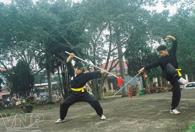 Mysterious Yen The flute martial arts, Bac Giang