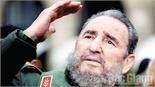 Fidel Castro - lãnh tụ huyền thoại, người bạn lớn của nhân dân Việt Nam