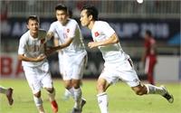 Đội tuyển Việt Nam thua đáng tiếc Indonesia