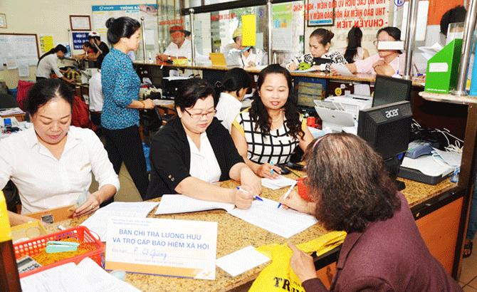 TP Bắc Giang,  3.900 đối tượng,  chi trả, trợ cấp, một lần