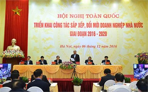 Thủ tướng: Không để thất thoát tài sản Nhà nước khi cổ phần hóa