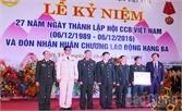 Hội Cựu chiến binh huyện Việt Yên đón nhận Huân chương Lao động hạng Ba