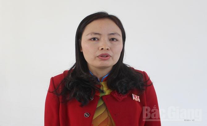 Đại biểu, HĐND, tỉnh Bắc Giang, gợi mở,  giải pháp, phát triển, KT-XH
