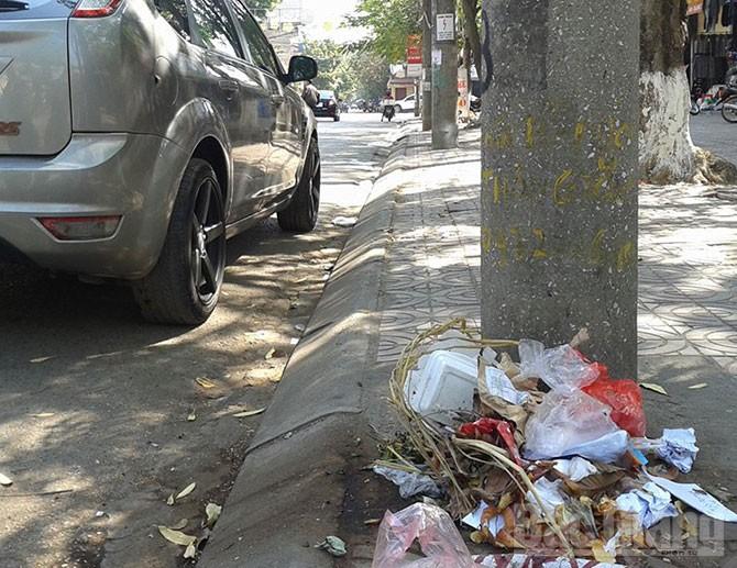 Giữ gìn, đường phố, sạch đẹp