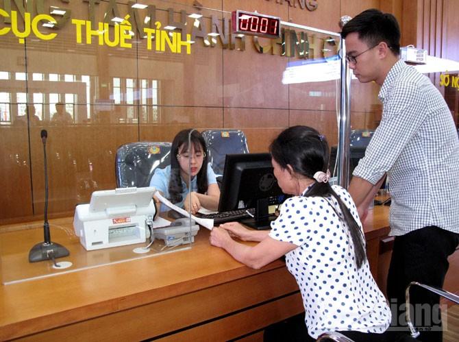 TP Bắc Giang, thu ngân sách, vượt dự toán