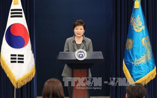 Ngày 9-12, Quốc hội Hàn Quốc bỏ phiếu luận tội Tổng thống