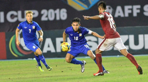 Thái Lan gặp Indonesia ở chung kết AFF Cup 2016