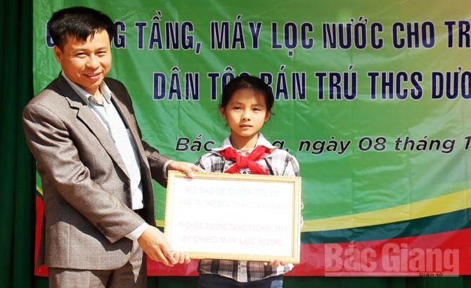 Chăm lo đời sống người nghèo huyện Sơn Động