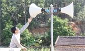 Nhiều đài truyền thanh cơ sở ở Việt Yên hoạt động hiệu quả