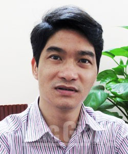 Bac Giang, expanding fruit markets, a recent interview