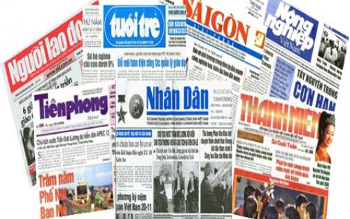 Thủ tướng, phê duyệt, Quy hoạch, hệ thống, báo chí, đối ngoại