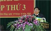Kỳ họp thứ 3, HĐND huyện Sơn Động: Quan tâm giải quyết vi phạm đất đai và hỗ trợ nông dân sản xuất