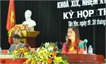 HĐND các huyện Lạng Giang, Tân Yên tổ chức kỳ họp thứ ba