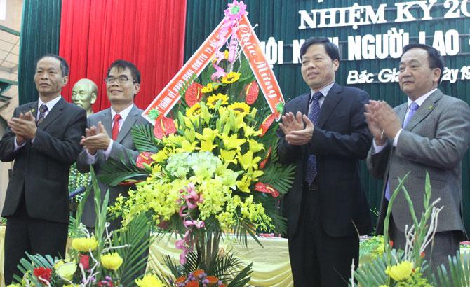 Công ty cổ phần, Quản lý công trình đô thị, Bắc Giang, tổ chức, dịch vụ công ích, giai đoạn, 2016-2021