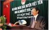 HĐND huyện Việt Yên: Thông qua 7 nghị quyết phát triển KT - XH năm 2017
