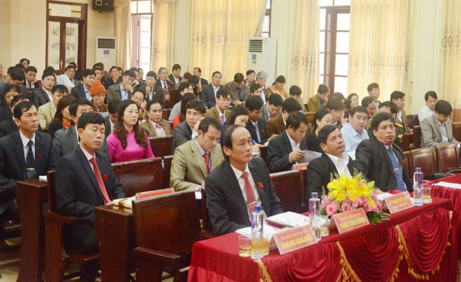 Kỳ họp thứ ba, HĐND huyện Yên Dũng, khóa XIX, thông qua, 7 nghị quyết