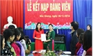 Phát triển đảng viên ở Đảng bộ phường Trần Phú: Chú trọng cả 'lượng' và 'chất'