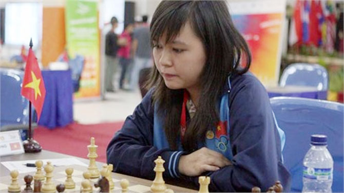 Bac Giang, woman grand master, regional victories