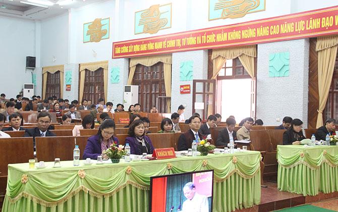 HĐND huyện Hiệp Hòa xác định 16 chỉ tiêu KT-XH năm 2017