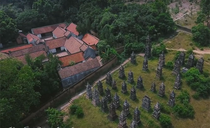 Bo Da pagoda recognised as special national relic site