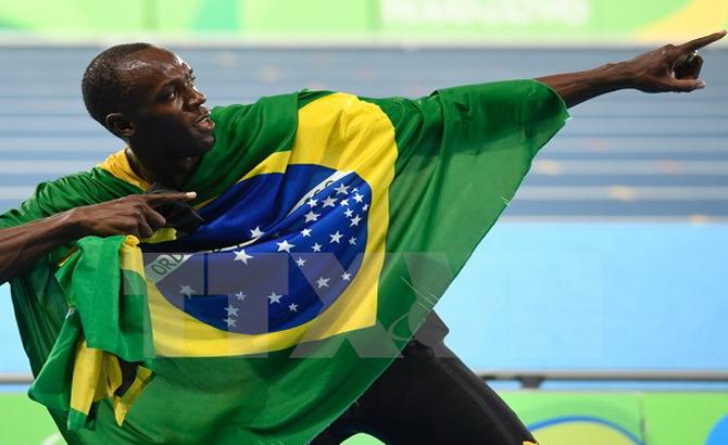 Usain Bolt, bầu chọn, VĐV nam, xuất sắc, nhất năm