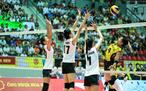 Liên Việt PostBank, vô địch, Giải Bóng chuyền nữ, đội mạnh, toàn quốc