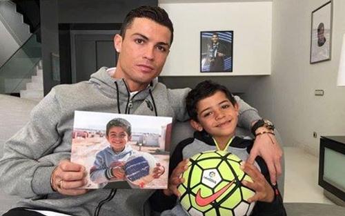 Ronaldo, tiền bạc, quan trọng, không phải, số một
