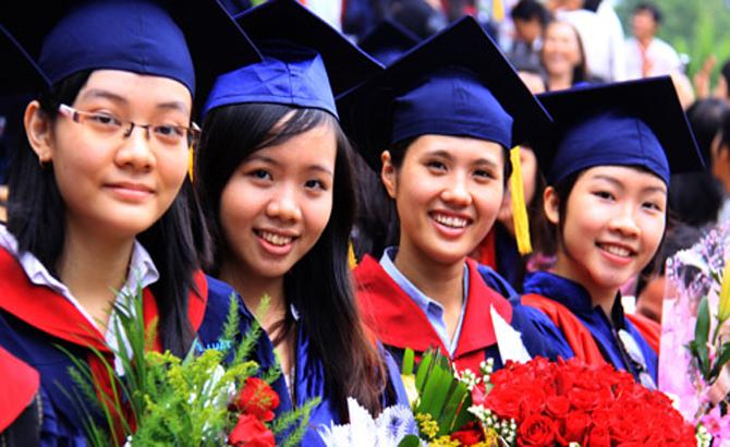 Đầu tư, đào tạo, chất lượng cao, bình đẳng, trường công, trường tư