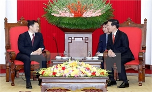 Japan wants improved youth ties with Vietnam