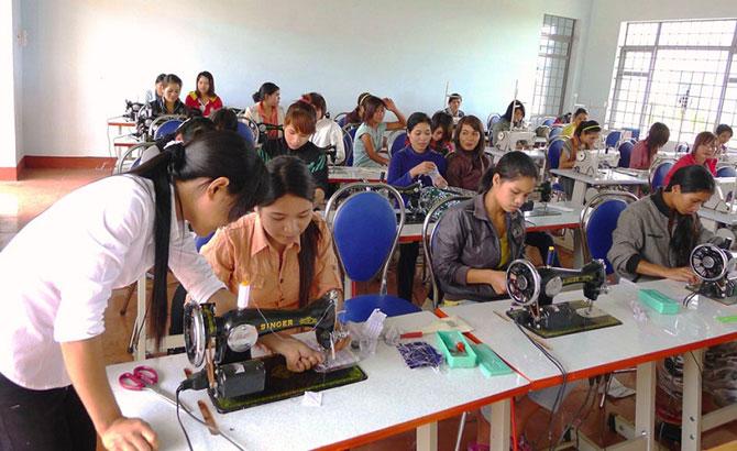 Đào tạo, nghề miễn phí,  hơn 2,5 nghìn lao động,  nông thôn