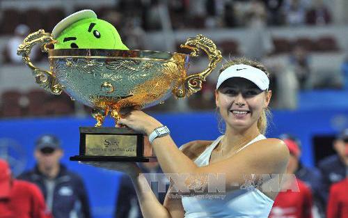 Tennis, 2017, trở lại, thi đấu, đỉnh cao, tay vợt