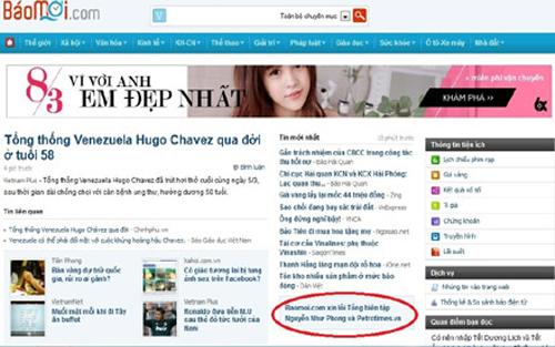 Phạt, 80 triệu, trang điện tử, cổ xúy, Minh Béo