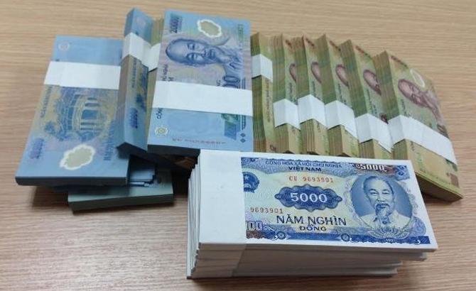 in tiền, mệnh giá, nhỏ, tiết kiệm, 1.900 tỷ đồng