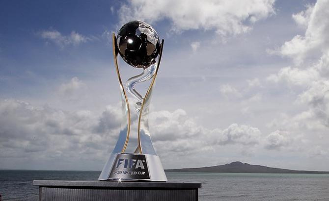 Công bố, giá vé, cách thức, đặt vé, giải U20 World Cup 2017