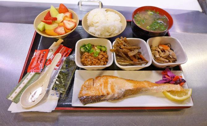 cách ăn, người Nhật, uống ít sữa, cao lớn