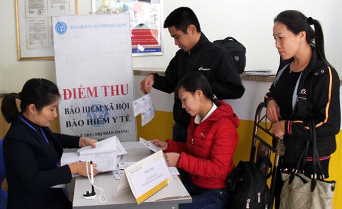 Hiệp Hòa: Mở rộng đối tượng tham gia BHYT