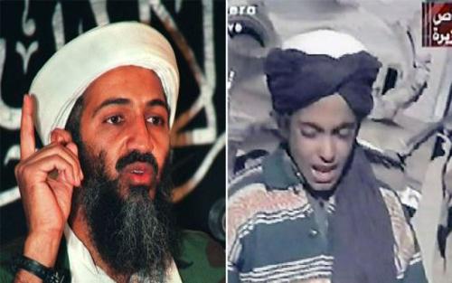 Mỹ,  con trai, Bin Laden,  danh sách, khủng bố