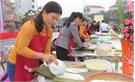 Ngày hội Bánh chưng Vân - Tết sum vầy