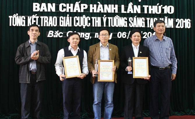 Tiếp tục, phát động, Cuộc thi, Ý tưởng sáng tạo , báo Bắc Giang điện tử năm 2017